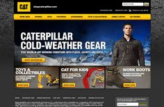 Built by Buffalo The Elegance & Authority of Black in Web Design Web Design Inspiration Construction Wallpaper, Office Cat, Cold Weather Gear, Professional Web Design, Web Design Inspiration, User Interface, Dark Side, How To Look Better, Author