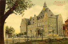 Reform-Realgymnasium u. Realschule, 1903