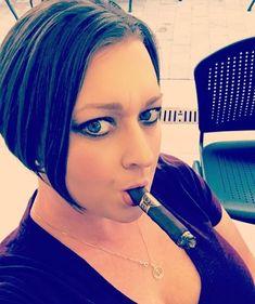 Cigar Fetish Site Smoking