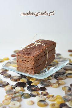 Brownie bez cukru - bezglutenowe