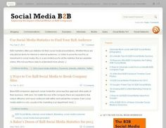 20 Social Media Marketing Blogs You Should Read in 2013