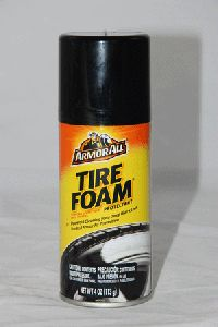 Armor All Tire Foam Protectant Stash Safe