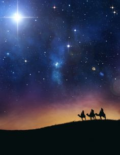 The 12th day of Christmas. The Epiphany. Three Kings. #12DaysofChirstmas -- Celebrate them all! | Three wise men by Kevin Carden on 500px