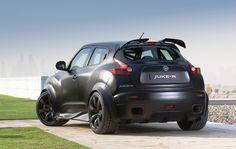 Nissan Juke R Specs, Review, Exterior, Interior-rear