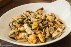 Insalata di cozze (Mussels Salad)