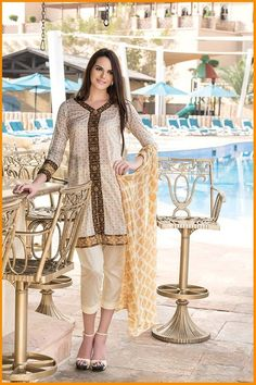 Zahra Summer Lawn Collection 2016 With Price  #HouseOfChenab #LawnCollection #Embroidered #Dresses
