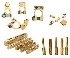Brass Electrical Components #BrassElectricalComponents