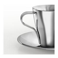 kalaset ch vena de caf e pires a o inoxid vel pinterest caf chaud paroi et ikea. Black Bedroom Furniture Sets. Home Design Ideas