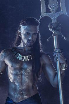 Poseidon(Greek)/ Neptune(Roman)