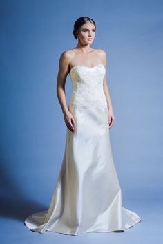 The Liz Gown - JINZA 2016 Collection