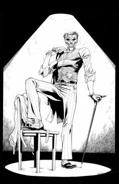 The Joker by Robert Atkins