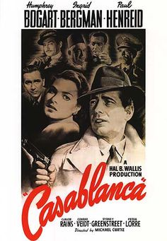 #3 Casablanca (1942) - we both really liked it.
