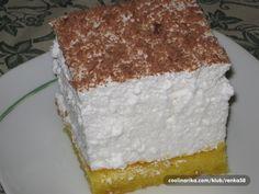 SARAJEVSKA SAMPITA Bosnian Recipes, Croatian Recipes, Cake Recipes, Dessert Recipes, Desserts, Cake Slicer, Kolaci I Torte, Chocolate Oats, Torte Cake