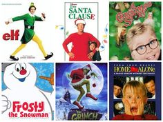 The best holiday family movies (that the whole fam will actually enjoy) PLUS themed-menus to match!