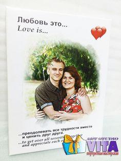 Портрет love is...   Любовь это..преодолевать все трудности вместе и ценить друг друга❤️ Наш сайт http://gallerr.ru Заказать http://gallerr.ru/fzakaza2 По вопросам пишите в личку