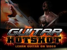 FORGET ABOUT MUSIC SCHOOL! Download 40 hours of Intensive Guitar lessons on video. ...Techniques that will show you how to play like DragonForce, Carlos Santana, BB King, Maroon 5, Eddie Van Halen, Bob Marley, Blink182, Marty Friedman, and more?