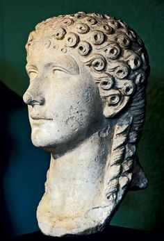 Agrippina the Younger. Marble. 49—50 CE. Inv. No. A 0.9.1142. Milan, Civic Archaeological Museum