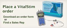 Got my Vital Stim unit last week!!!  Got to begin this wonderful modality on a patient this week.