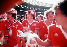 Manchester United, FA Cup winners in 1977