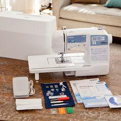 xr9500prw computerized sewing machine