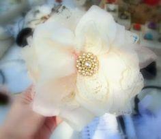 Vintage Flower Blossom Tutorial