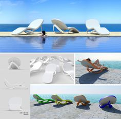 These chairs are awesome!  Will have some one day by my pool!