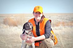 Outdoor columnist and Prois staffer, Michelle Bodenheimer, discusses must have items for hunting alongside gun dogs. What are some of the things you always carry with you when hunting with dogs? #gundogs