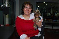 Ob 12.30 se bomo na Murskem valu pogovarjali z lastnico pasjega salona Welldog, ki domuje v Slovenski ulici 38 v Murski Soboti Anastazijo Hinisoglou Bertalanič. Anastazija je s seboj pripeljala svojo psičko Lolo, ki si zasluži vašo pozornost.