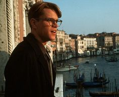 The Talented Mr. Ripley:  great flick, really good book too by Patricia Highsmith...highly recommend as a fun read.  Oh yeah, and Matt Damon is in the film.
