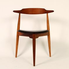 Hans Wegner for Fritz Hansen - Hjertestolen (Heart Chair) #danish #design #chair