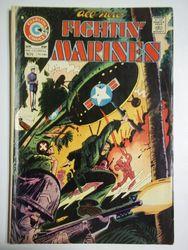 Charlton Comics Fightin' Marines Vol. 6 No. 119 November 1974 VG-