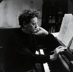 Philip Glass reads.