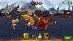 Hero Wars RPG New GAME play #2 - Hero Wars is a Free Android Role Playing Multiplayer Game featuring dozens of heroes with unique abilities