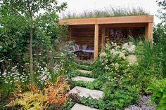BBC Gardeners' World Live Galleries / RHS Gardening - Silent Spring: A Wildlife Garden by Owen Morgan.