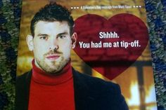 Memphis Grizzlies Valentine's Day Cards.  I'll be your Valentine if you get me a hard copy of this Marc Gasol one!