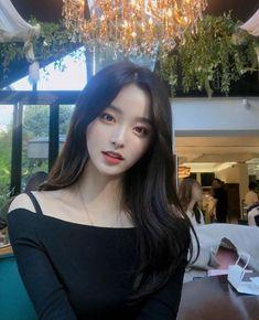 Korean Girl Cute, Korean Girl Ulzzang, Korean Girl Photo, Korean Beauty Girls, Pretty Korean Girls, Korean Girl Fashion, Cute Asian Girls, Beautiful Asian Girls, Asian Beauty