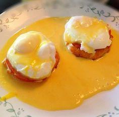 Paleo Eggs Benedict #paleo #gf #glutenfree