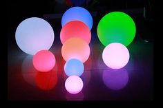IP65 16 Color Changing LED Night Light Battery Operated / LED ...