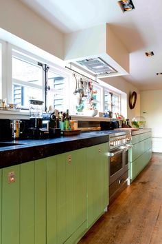 Kitchen - country house - Netherlands