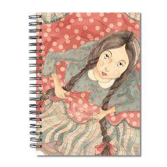 Caderno Maria Emilia