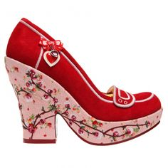 Irregular Choice   Womens   Shoes   Pashing