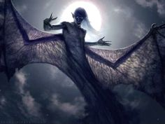Scary Vampire, Vampire Art, Death Note, Easter Goddess, Supernatural, Scary Gif, Indie, Bizarre Art, Creatures Of The Night