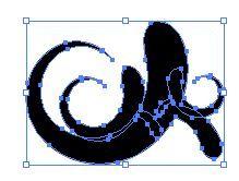 Illustrator Swirls, Curls, and Swooshes Tutorial 40