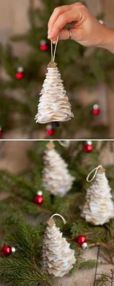 {DIY} Christmas Trees