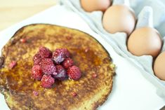 Banana pancakes make a quick, gluten-free and low FODMAP breakfast or sugar-free dessert. Also some tips on how to heal your gut while on the low Fodmap diet.
