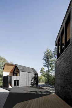 Les Marais. Alain Carle Architecte. Wentworth-Nord, Canada.