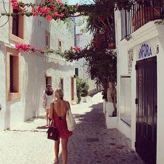 ibiza travel inspiration http://instagram.com/tigerlilyswimwear