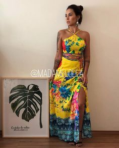 I would like better in differrnt color or pattern Cruise Outfits, Summer Outfits, Summer Dresses, Bikini Photos, Look Chic, Skirt Outfits, African Fashion, Fashion Dresses, Womens Fashion