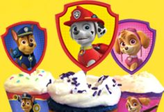 PAW Patrol Party Day Planner   Nick Jr.