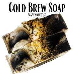Soften rough spots, control odor, and help with circulation and cellulite. Promote healthy skin with caffeine.    Ground coffee bean and black walnut shell serve as a strong exfoliation. Use this on rough patches. Use moisturizer after for extra soft skin.  #sassykraftsco#coffeesoap#coldbrew#exfoliatingsoap#artisansoap#soapmaker#soapshop Skin So Soft, Smooth Skin, Ground Coffee Beans, Face Soap, Exfoliating Soap, Whipped Soap, Walnut Shell, Shea Butter Soap, Homemade Soaps